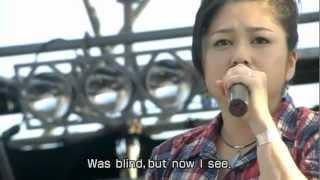 夏川りみ Rimi Natsukawa ☆ 『アメージング・グレース』Amazing Grace.