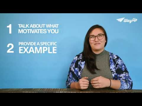 How to Answer: What Motivates You? | Career Advice & Interview Tips