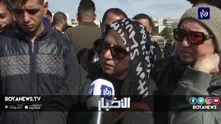 سائقو التطبيقات الذكي ةفي الأردن يعتصمون أمام مجلس النواب - (22-11-2018)