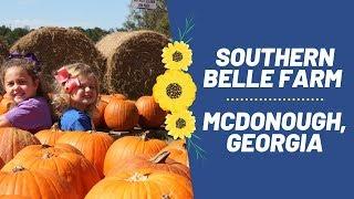 Southern Belle Farm Tour | McDonough, Georgia