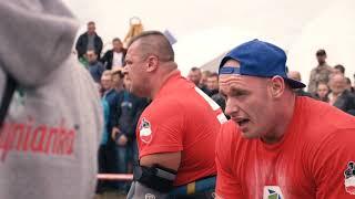 Agro Milka Strongman Show 2018 Bednary  zwiastun