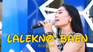 Single Terbaru -  Vita Alvia Lalekno Baen Official Music