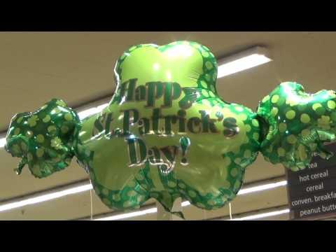 США 4602 День Святого Патрика - Size Matters