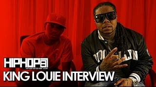 King Louie Talks Chicago Drill Music, Working With Kanye West, Drake & More With HHS1987