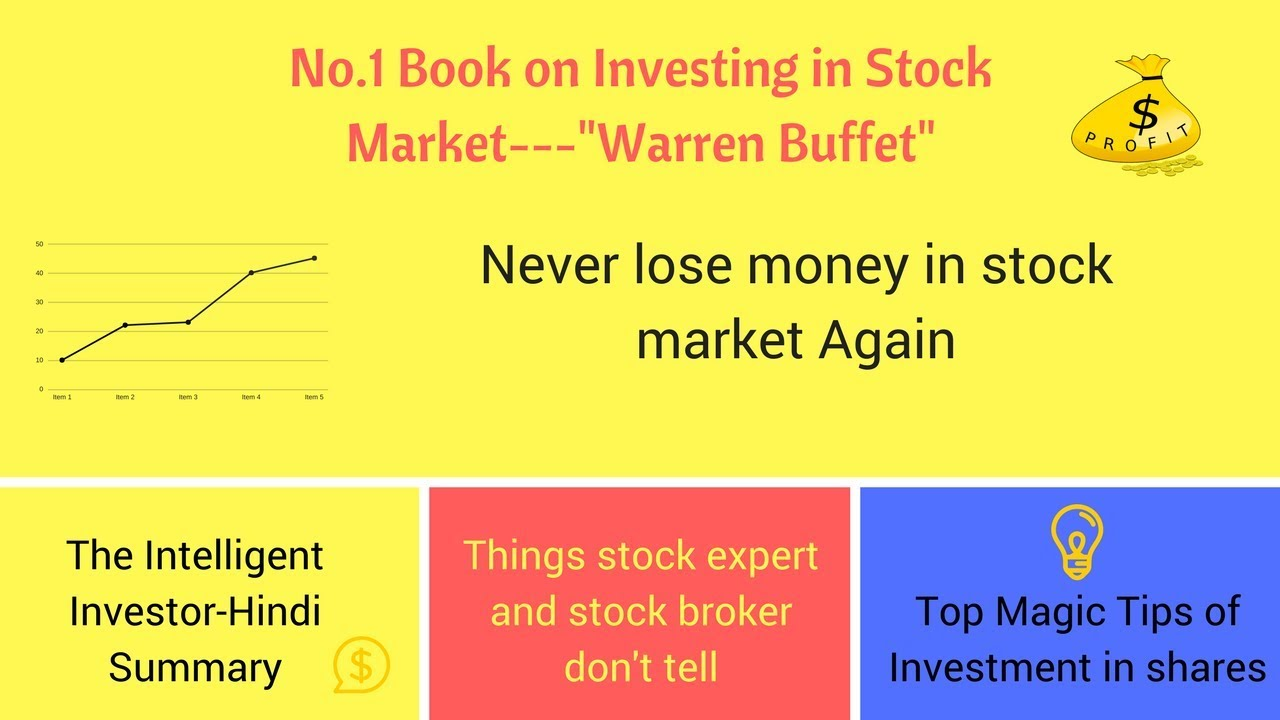 Top Magic rules -Tips -Tricks to invest in stock market-The Intelligent  Investor