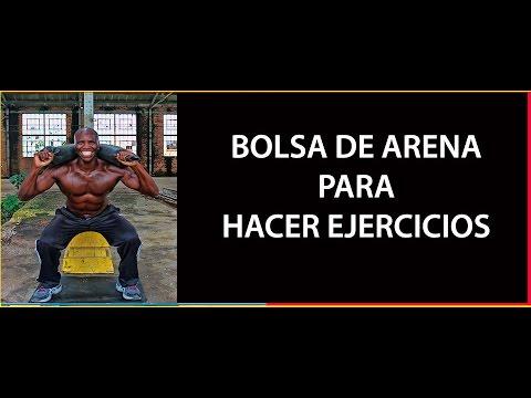 VIDEO DE MOTIVACION Y DE COMO HACER UNA BOLSA DE ARENA