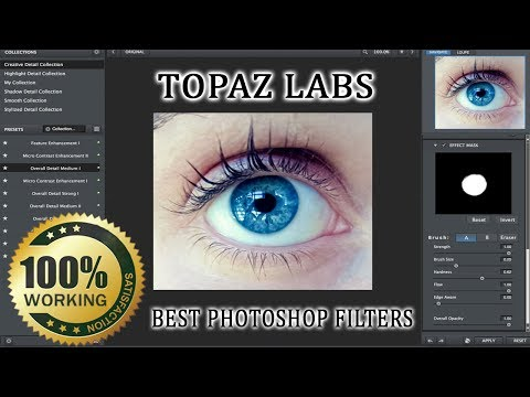 Topaz Labs Photoshop Plugins Free Download