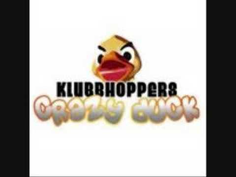 klubbhoppers - crazy duck