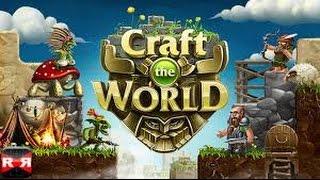 видео Летсплей Craft The World | Видео прохождение игр