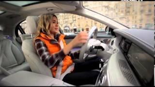 """""""Москва рулит"""": Mercedes Benz S-Class"""