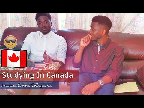 Studying in Canada: Financial advice and more!