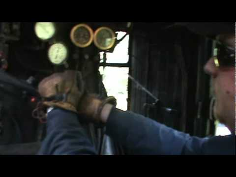 Mountain Thunder - A Cab Ride on WMSR 2-8-0 #734 Part 1
