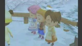 Harvest Moon Magical Melody-Marrying Eve