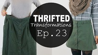 Thrifted Transformations | Ep. 23 @coolirpa