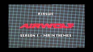 Airswe - Season 1 Main Themes (Airwolf theme)