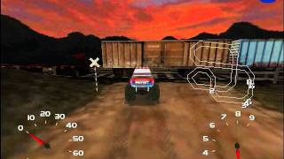 Monster Truck Madness 2 - Farm Road 29
