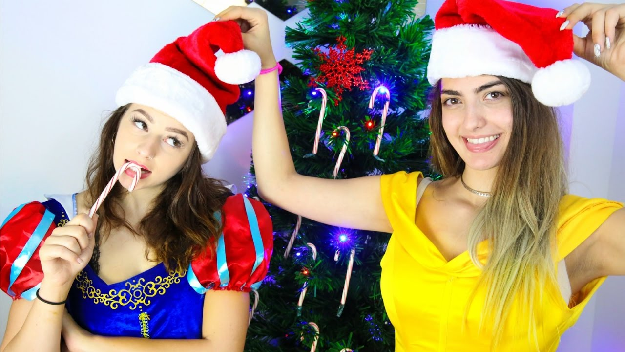 disney princess christmas youtube