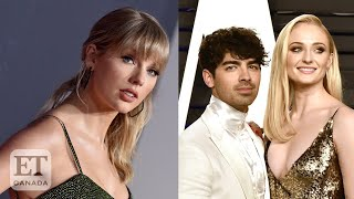 Sophie Turner Reacts To Taylor Swift's Song 'Mr. Perfectly Fine' That's Supposedly About Joe Jonas