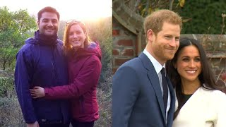 Couple In Awe After Meghan Markle Takes Their Photo