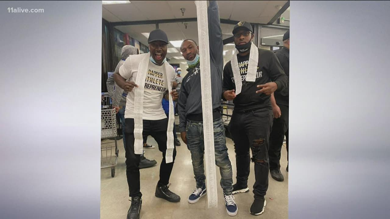Entrepreneurs pay for over $40K in groceries at metro Atlanta Kroger