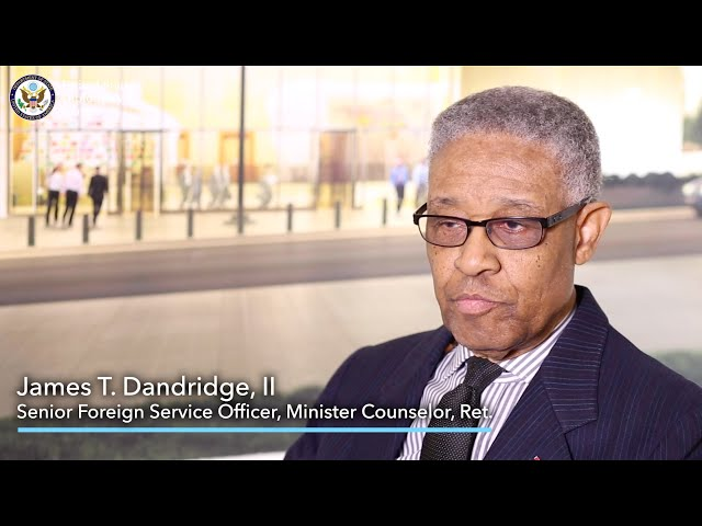 Trailblazers: The Legacy of African American Diplomats