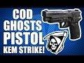 COD Ghosts: PISTOL KEM STRIKE!