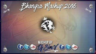 Bhangra Mashup 2016 | Top Punjabi Party Hits | Dj SIM.V | Syco TM