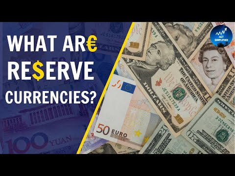 Reserve Currencies:  Why are they important for an economy?