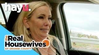 Shannon Copes After Divorce Hearing | Season 13 | Real Housewives of Orange County