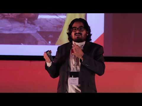 The Nicobarese Problem   Ajay Saini   TEDxMahindraÉcoleCentrale