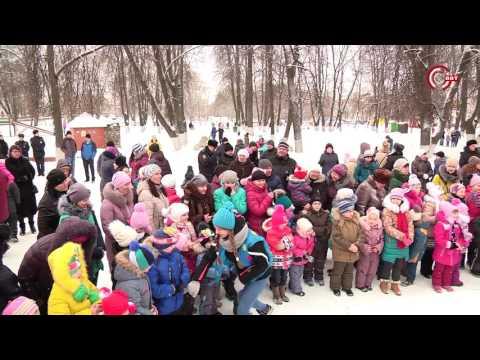 Дед мороз в Вышнем Волочке