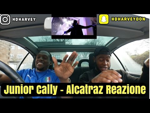 Rome Represents - Junior Cally - Alcatraz (Prod by Jeremy Buxton)