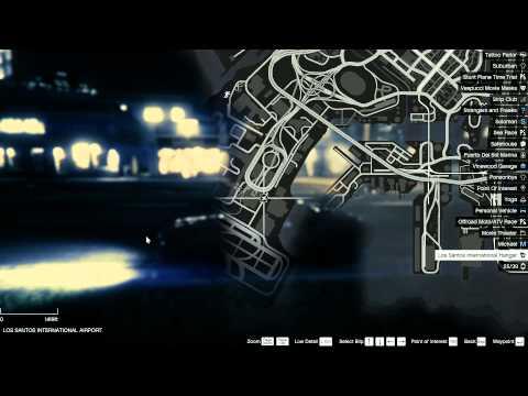 วิธีชื้อ รถ,เรือ,เครื่องบิน ในเกม GTA V บน PC