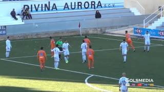 CD Olímpic Xàtiva 2-1 Valencia CF Mestalla 2014-2015