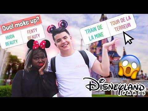 [SEPHORA x RICHAARD] Instagram contrôle notre journée à Disneyland Paris ! w/ MademoiselleGloria