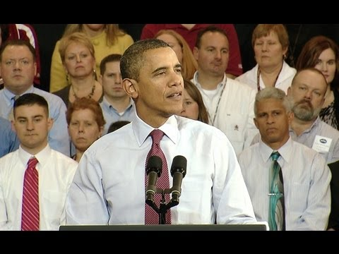 President Obama on the American Jobs Act in Scranton, Pennsy