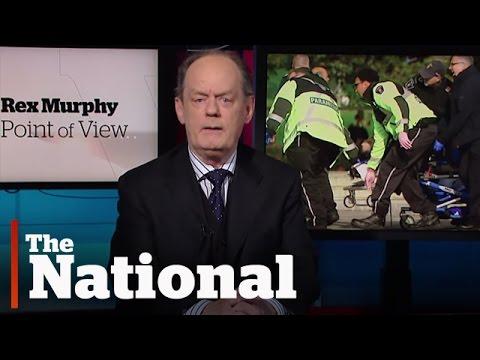 Rex Murphy: Ottawa Shooting