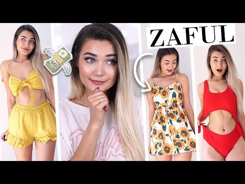 I SPENT $500 ON ZAFUL! THIS IS WHAT I GOT...