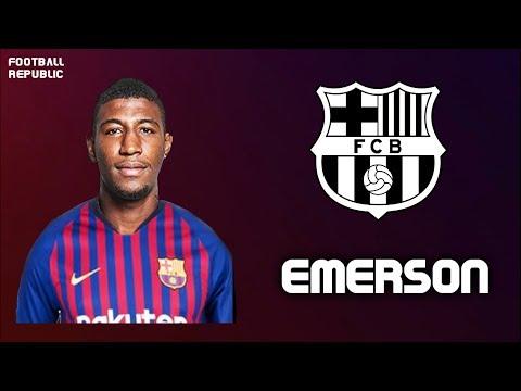 ايمرسون - مرحبا بك في برشلونة - مدافع أتليتيكو مينيرو - مهارات دفاعية رائعة || Emerson