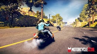 Motorcycle Club Gameplay (PC HD)