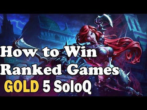 How to Win Ranked Games | League of Legends Gamplay