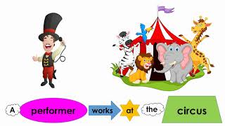 Сity and People Vocabulary and Phrases - Interclass Video