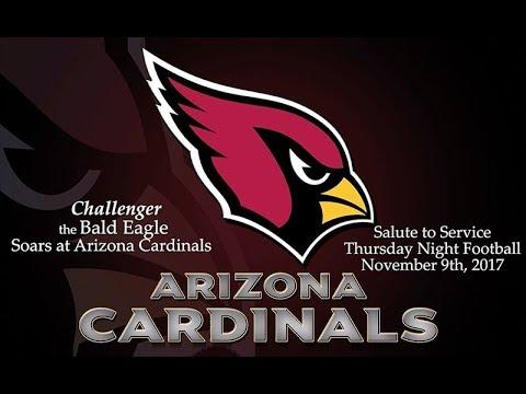 timeless design 2a67b 924e2 Salute to Service - Arizona Cardinals vs Seattle Seahawks ~ Nov. 9, 2017