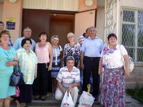Встреча выпускников 1978 года выпуска Школа № 2.  20. 07.  2013 год.  в ресторане Космос