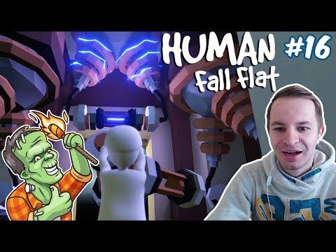 МОЛОЧНЫЙ ЧЕЛОВЕЧЕК ОЖИВИЛ ФРАНКЕНШТЕЙНА | Human Fall Flat #16
