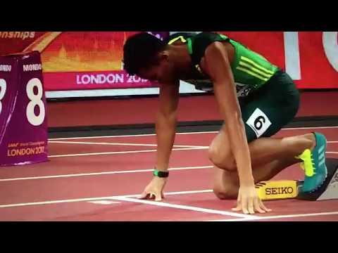 200m Men Semifinal 3 IAAF World Champs London 2017