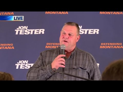 Tester, Rosendale say final results could take until early morning