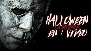 Halloween I La Saga en 1 video