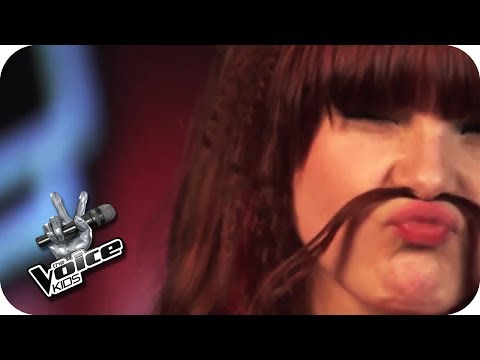 Best Of Carlotta | The Voice Kids 2014 Germany