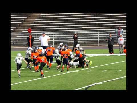 Rivermont Raiders 2014 9 & 10 Year Old Team